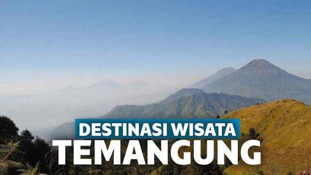 10 Destinasi Wisata Temanggung Paling Banyak Dikunjungi Wisatawan