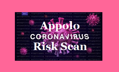 Apollo Corona Virus Risk Scan- Ckeck Here Apollo Hospital is offering a quick self-assessment online test, driven by #AI to know your current risk level. To perform this test just click the link below./2020/03/apollo-hospitals-corona-virus-risk-scan-check-here.html
