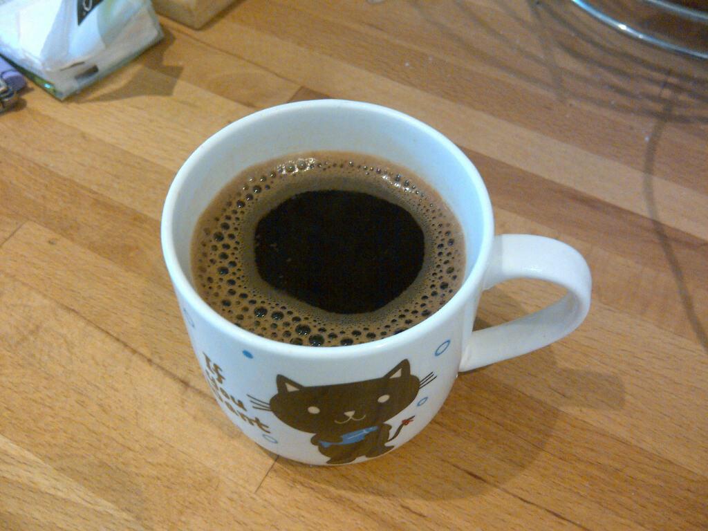 A Coffee Adventurer Guest Review 1 Waitrose Kenyan Aa Arabica