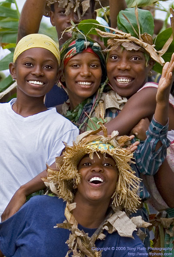 Jamaican tribes