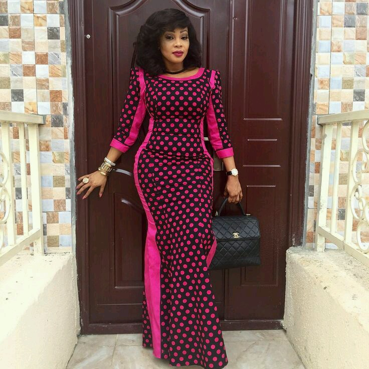 Ankara Gown Styles for Nigerian Ladies (Pictures) » Od9jastyles.com