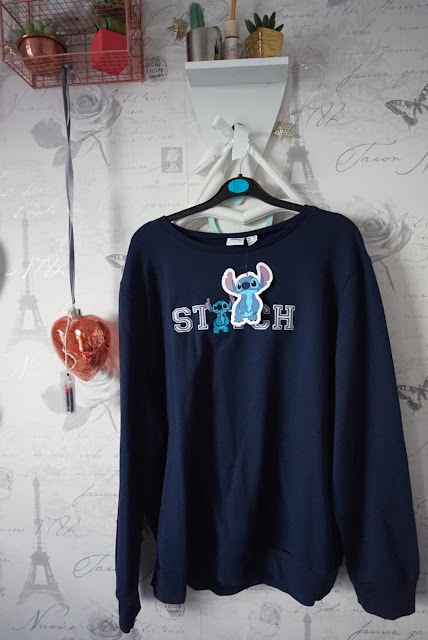 Primark Disney Haul - Stitch Sweatshirt