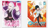 [Actu Manga] Les sorties du mois de décembre 2017 chez Ki-oon