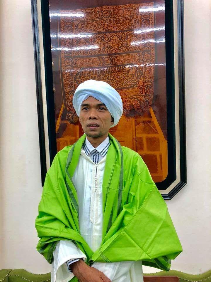 Bagi Para Hipokrit Pembenci Islam, Ustadz Abdul Somad Adalah Ancaman di Pemilu 2019 Nanti