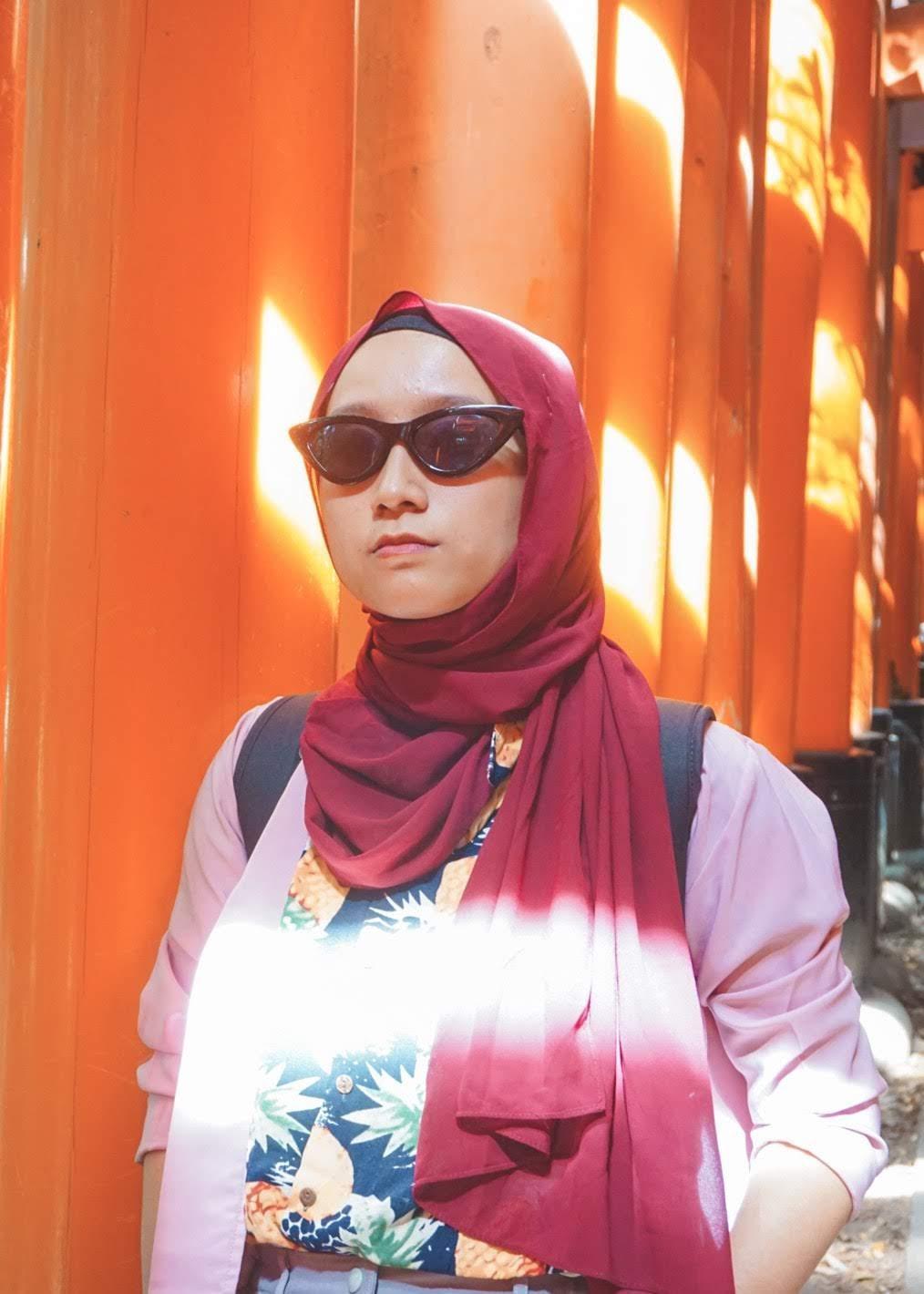 Fushimi Inari Kyoto Curitan Aqalili