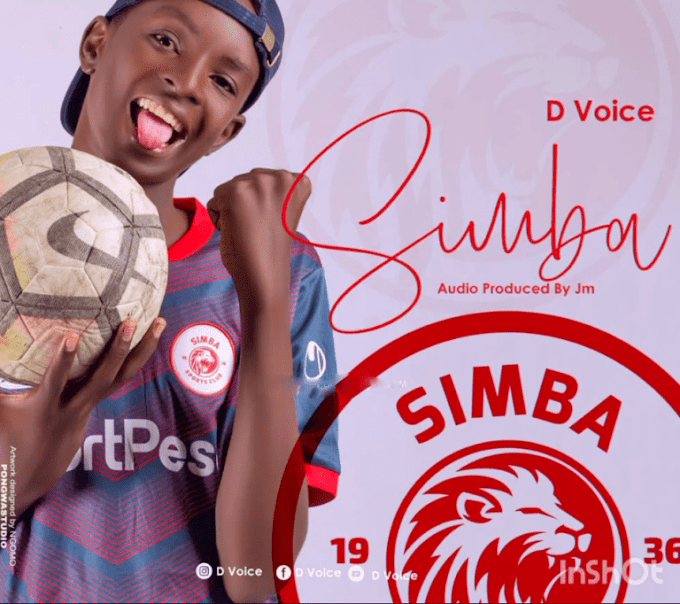 AUDIO | D Voice – Simba | Download New song