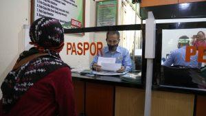 Disdukcapil Kabupaten Tegal Melayani Pembuatan Paspor
