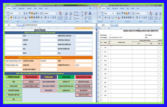 Aplikasi Jadwal Otomatis Untuk Semua Kantor Sekolah