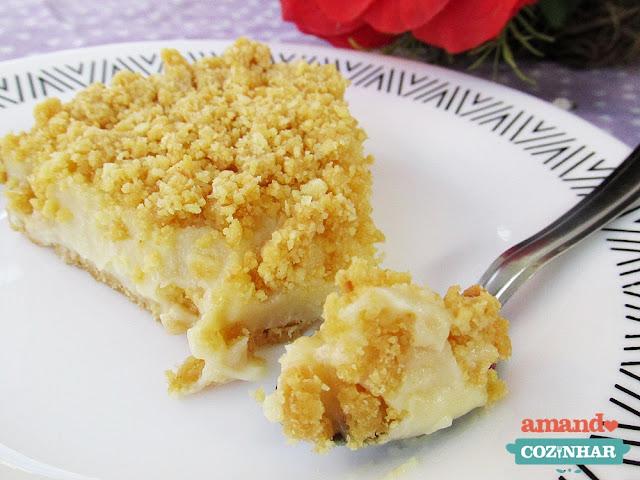 Torta de biscoito (Bolo Colonial)