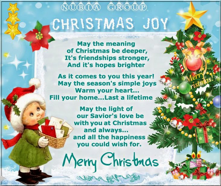 Christmas Quotes For Cards: Positive Thoughts For Saturday