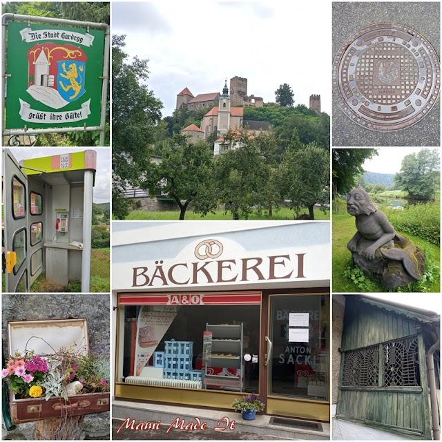 Hardegg - die kleinste Stadt Österreichs - the smallest town in Austria