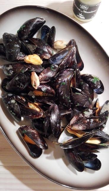 mosselen philippine recept