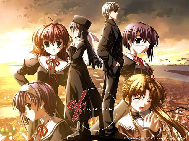ef: A Tale of Melodies ( Season 2 ) BD Sub Indo : Episode 1-12 END | Anime Loker