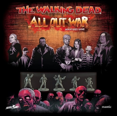 The Walking Dead All Out War and Rogue Stars