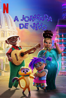 A Jornada de Vivo Torrent (2021) DWEB-DL 1080p – Download