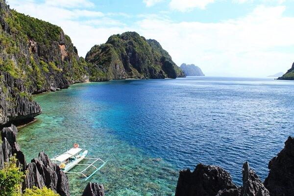 pantai el nido filipina