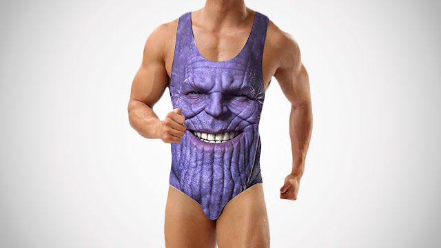 Thanos Swimsuit