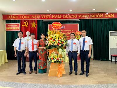 Đại hội đảng bộ Bệnh viện Xây dựng Việt Trì lần hai nhiệm kỳ 2020- 2025 thành công tốt đẹp