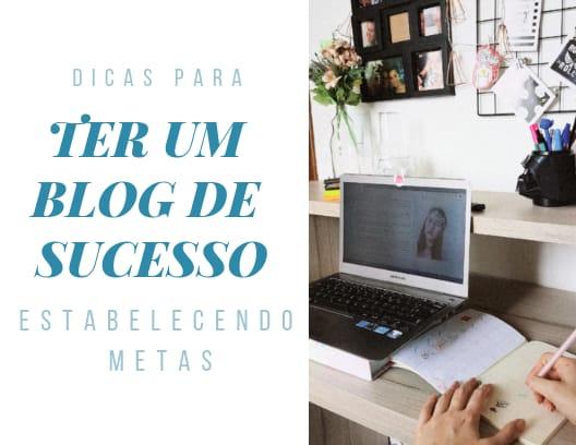 metas para blogs