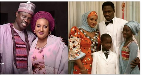 Image result for Nollywood Actor, Ali Nuhu celebrates 15th wedding anniversary