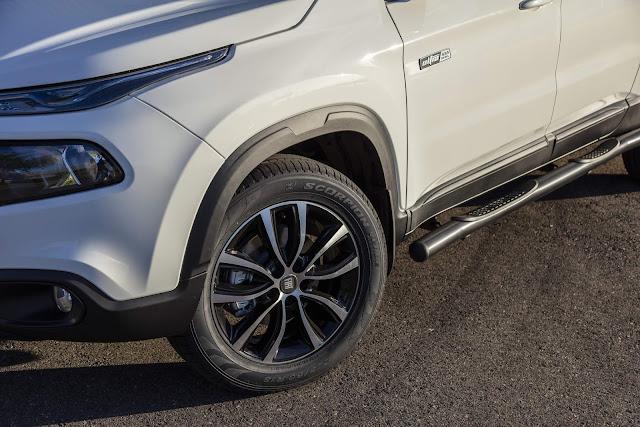 Fiat Toro 2020 Ultra: preço sobe para R$ 167.990 - fotos