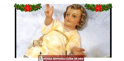 imagem do Menino Jesus