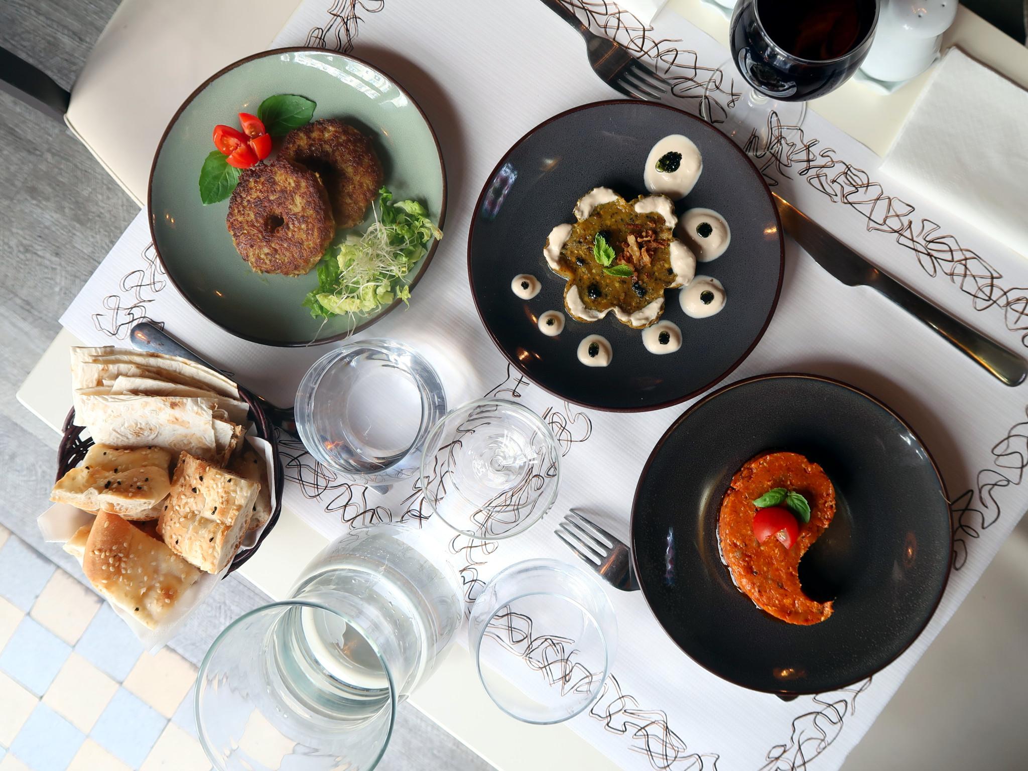 Meilleur restaurant Iranien à Paris