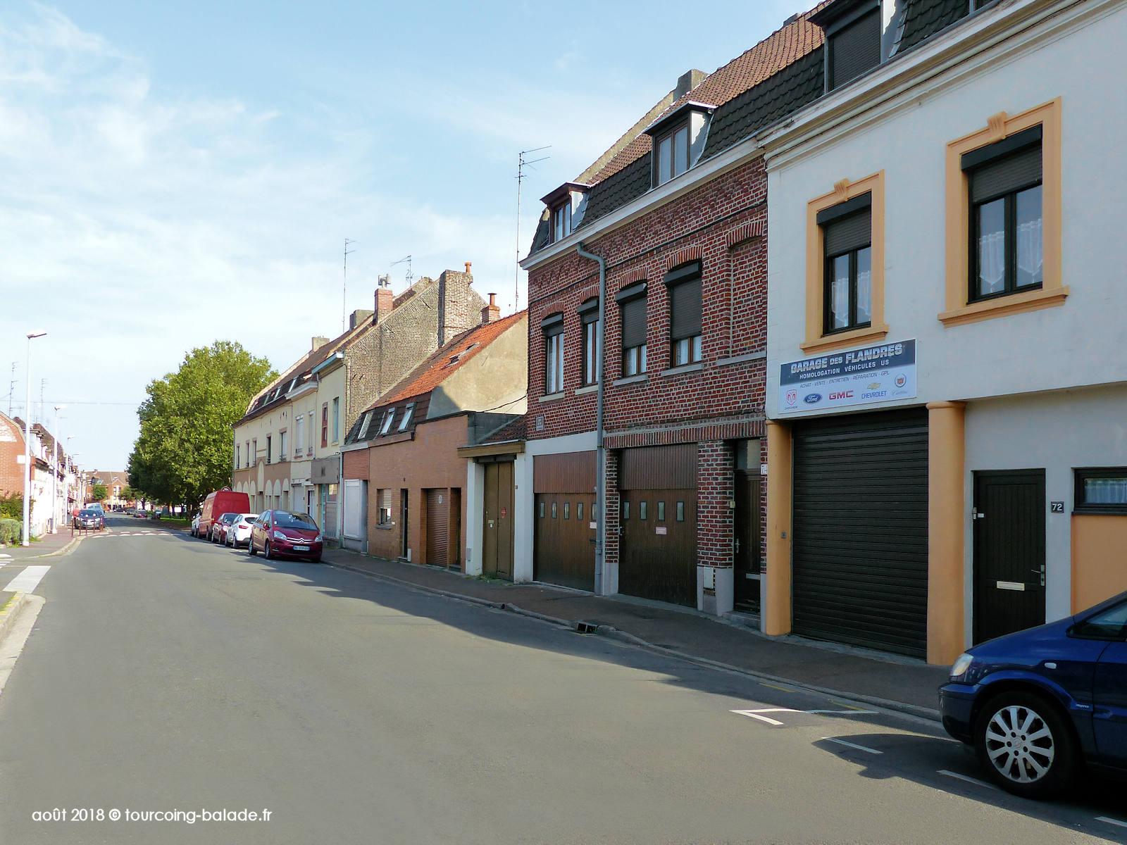 Garage des Flandres, Tourcoing 2018