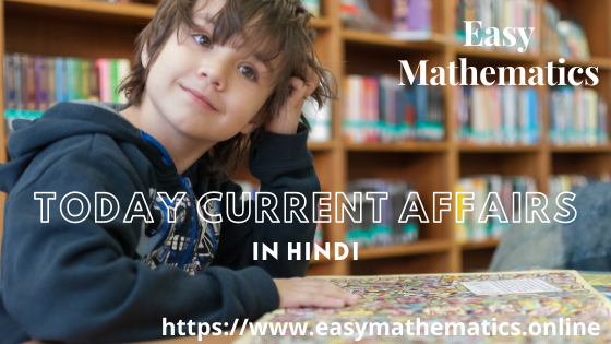 Today Current Affairs questions and answers| 2 May 2020