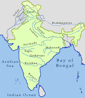 Drainage system of India