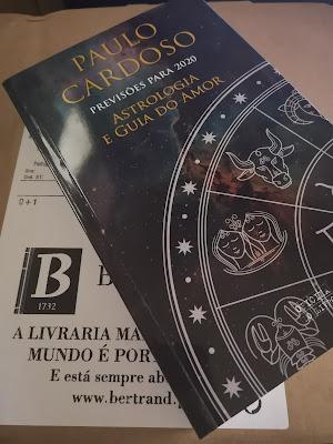 #Compras & Recebidos - Novembro/2019 - Astrologia e Guia do Amor 2020