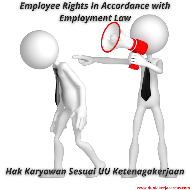 Employee Rights In Accordance with Employment Law