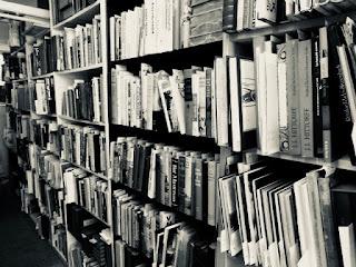 Das Haus voller Bücher