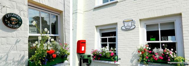 Onde comer em Chawton, Cassandra's Cup