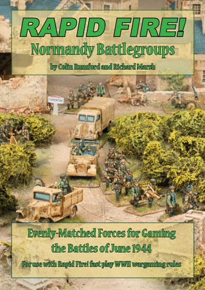 Rapid Fire Normandy Battlegroups