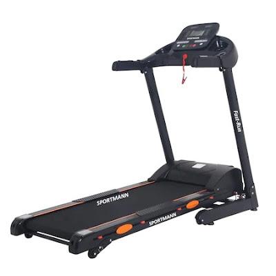 Електрическа бягаща пътека Sportmann Fast-Run, 3HP, 120 кг