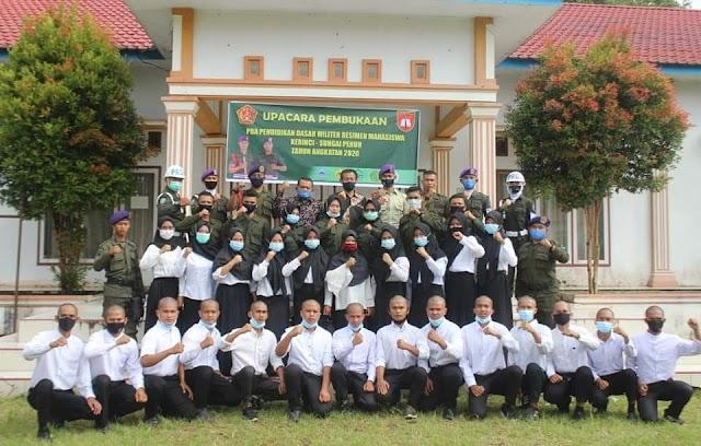 Zeki : 25 orang ikuti Pradiksarmil di STIA Nusa
