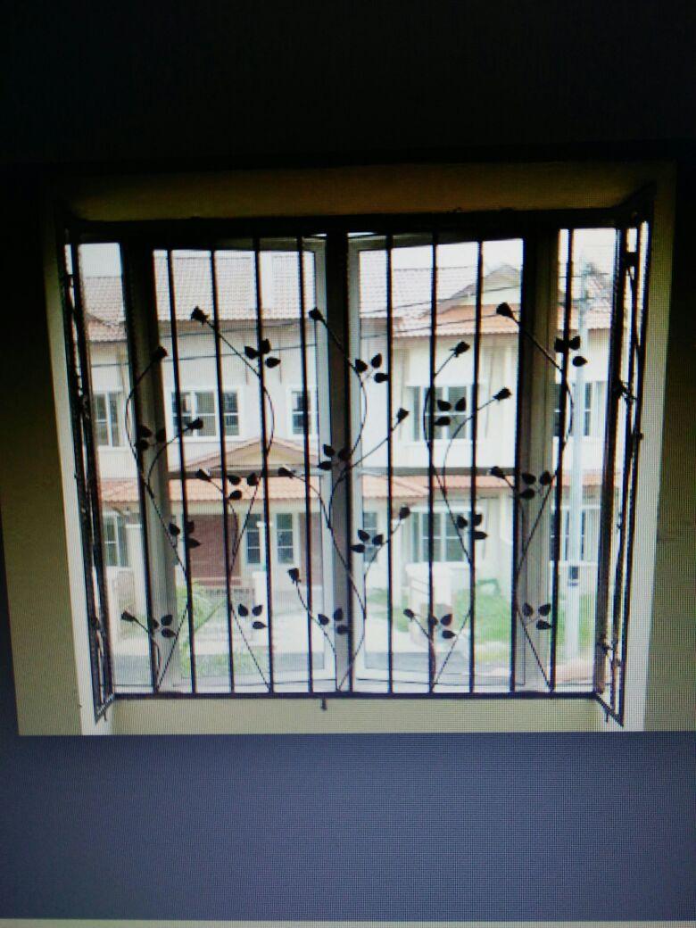 Untuk Perkhidmatan Memasang Grill Tingkap Sliding Door Window Dan Yang Berkaitan Di Kawasan Bawah
