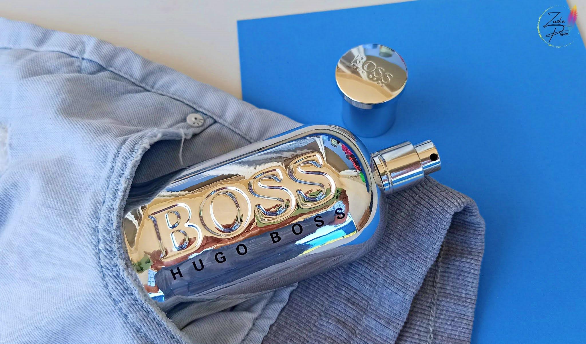 Hugo Boss BOSS Bottled United Limited Edition 2020 - woda toaletowa dla mężczyzn