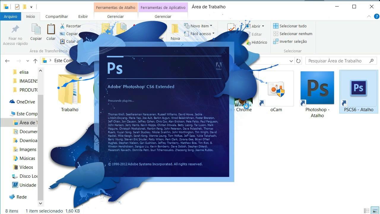 Como baixar e instalar Photoshop Portatil - Atualizado
