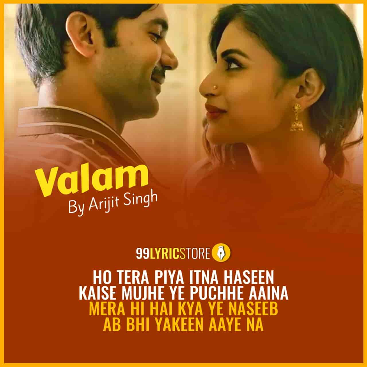 Valam Arijit Singh Song Images