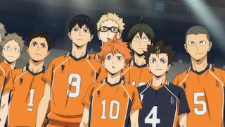 Haikyuu!! 4: To the Top Episódio 13 Final