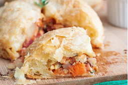 Vegan Savory Hand Pies #healthyfood #dietketo #breakfast #food