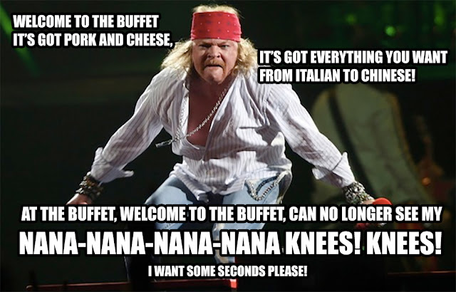 fat axl rose meme