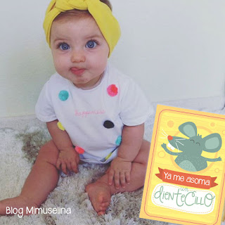 baby moments cards mimuselina foto tarjeta bebé diente Blog Mimuselina Babymomentscards
