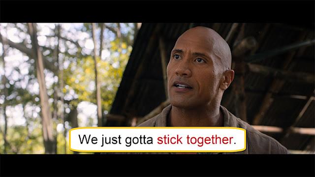 Arti Stick Together