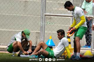 Oriente Petrolero - Ricky Añez - Diego Suárez - DaleOoo