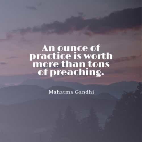 43 mahatma gandhi quotes