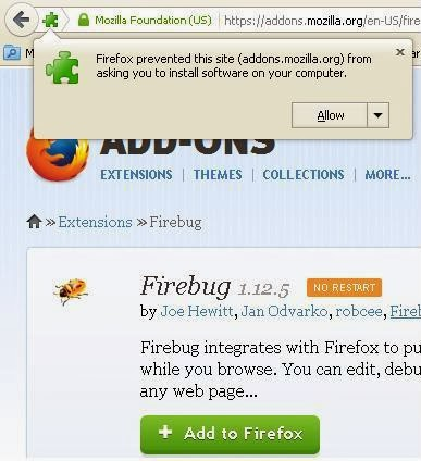 Starting With Selenium WebDriver: Install Firebug And
