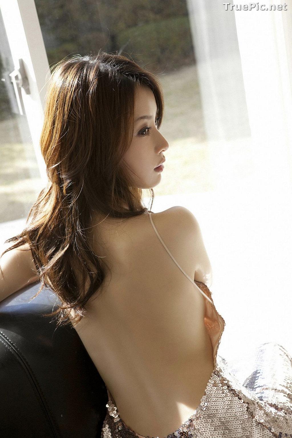 Image [YS Web] Vol.340 - Japanese Model and Actress - Saki Seto - TruePic.net - Picture-5